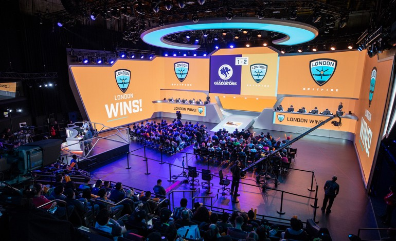 Overwatch League™ Welcomes New Partner Toyota