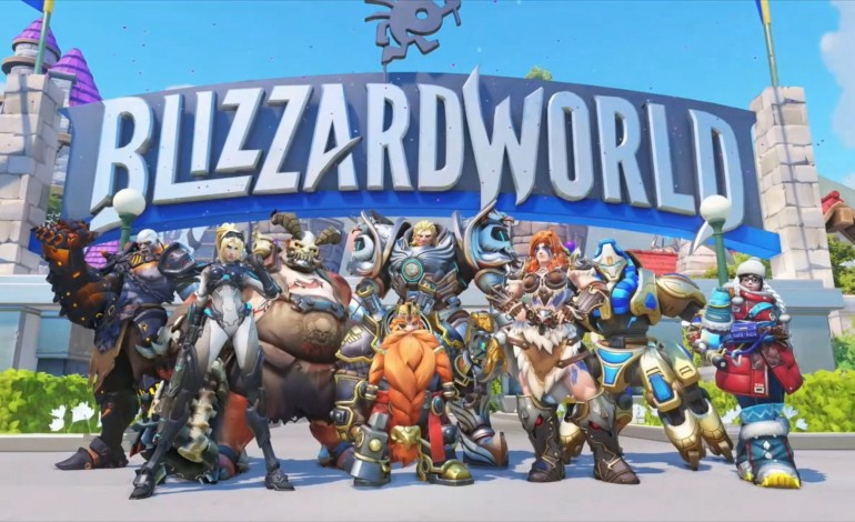 New 'Blizzard World' Overwatch Map Has a Release Date