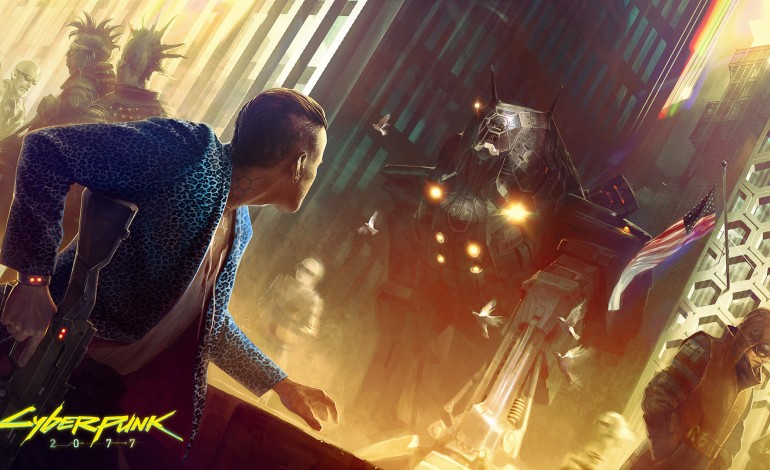 Cyberpunk 2077 Announcement May Finally Be Coming