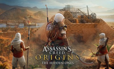 First DLC Expansion and a Free Update Coming to Assassin's Creed: Origins