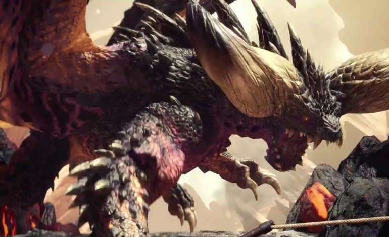 Monster Hunter World is Incredibly Small; File Size Revealed