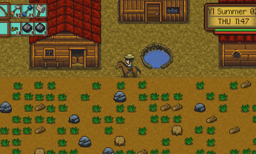 Gleaner Heights Is A Farming Simulator With A Dark Side
