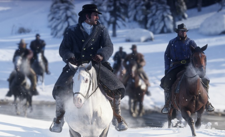 New leaked details emerge about Red Dead Redemption 2