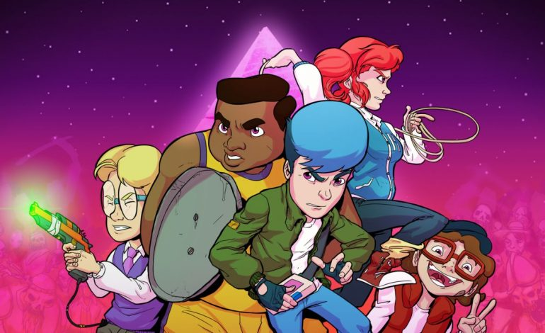 80s Nostalgia Game 'Crossing Souls' Releases, and Gets a Launch Trailer