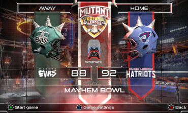 Mutant Football League Hosts The Mayhem Bowl, Their Own Super Bowl Simulation