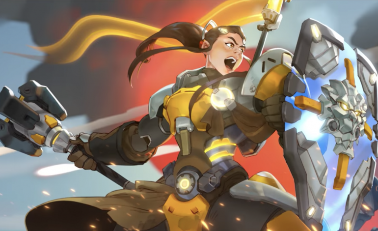 Blizzard gives Overwatch a new hero: Brigitte