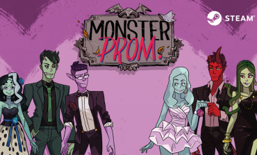 Compete With Your Friends and Date Monsters in Monster Prom