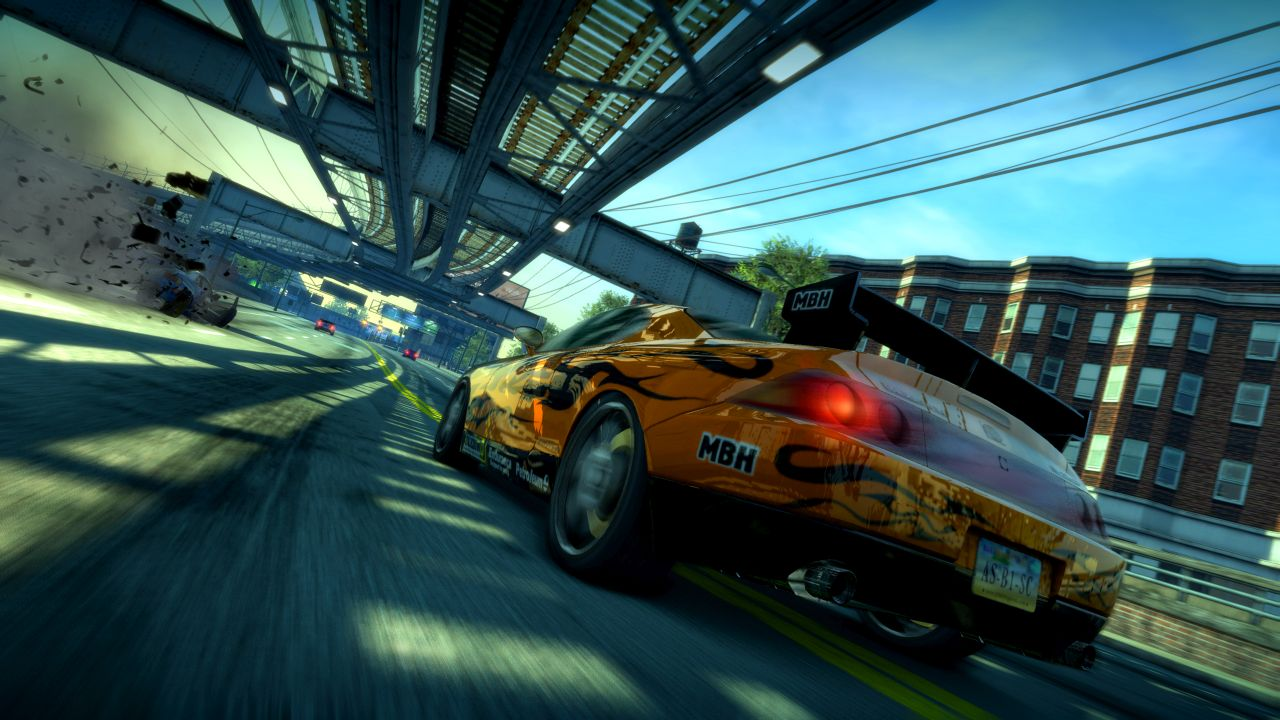 10 Years Later Burnout Paradise Gets Remastered