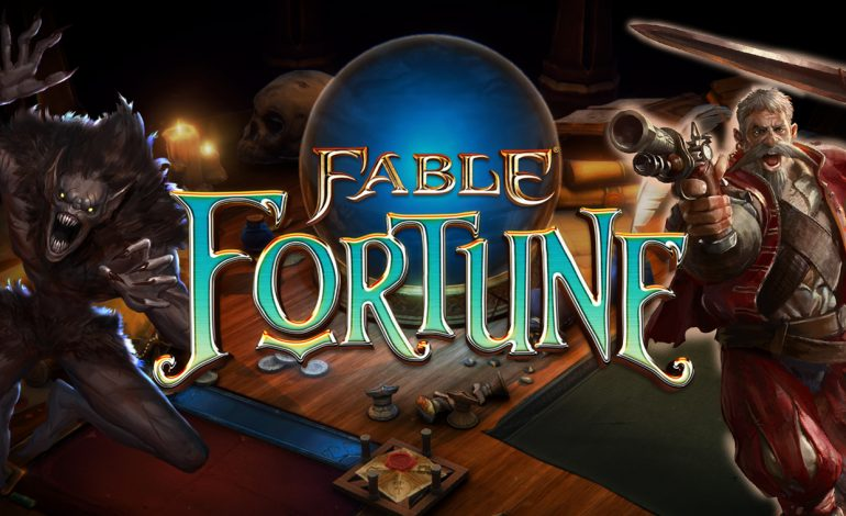 Fable Fortune leaves Early Access later this week