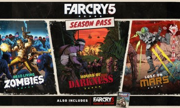 Far Cry 5 Season Pass Teases Vietnam, Zombies, and a Trip to Mars