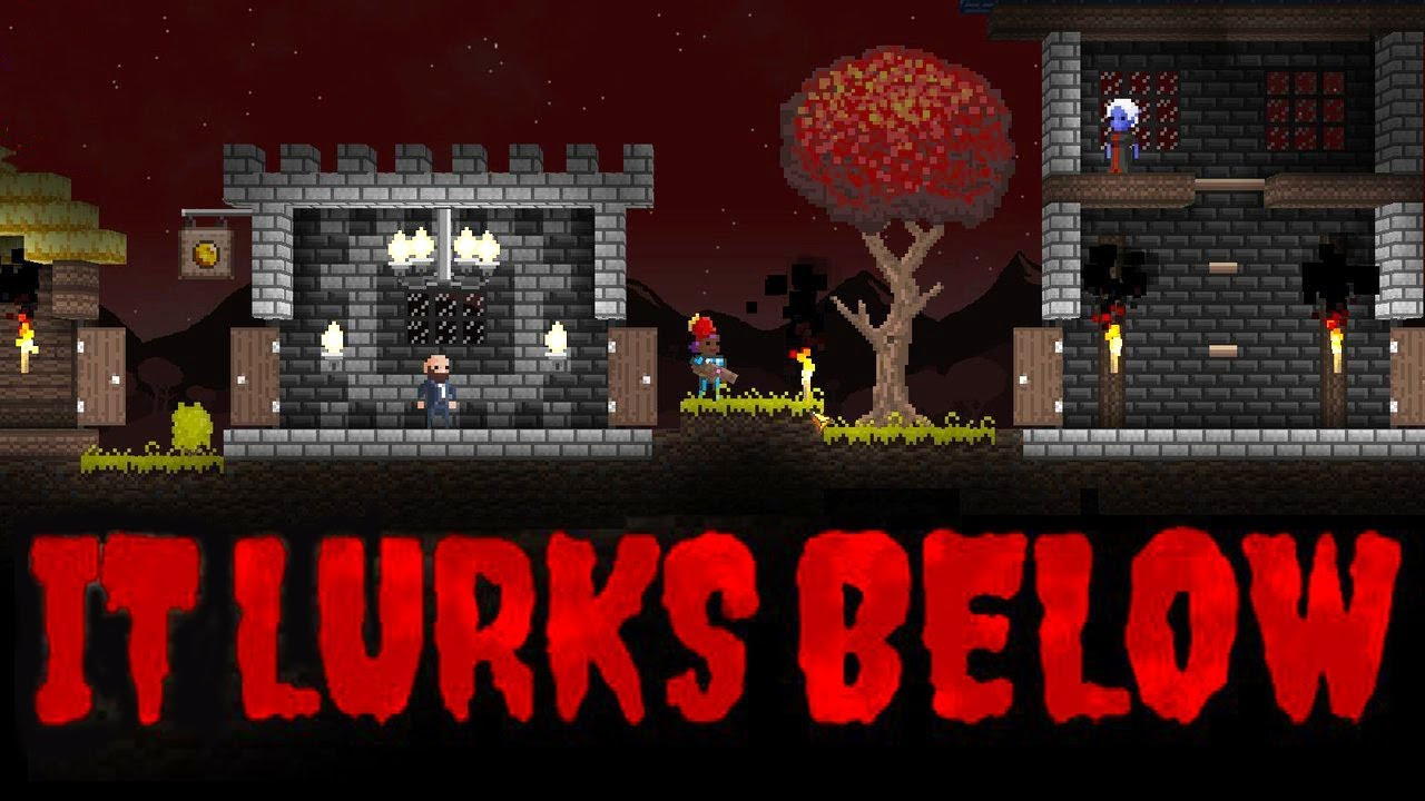 Diablo Creator Is Releasing A 2D Indie Dungeon Crawler Called It Lurks Below