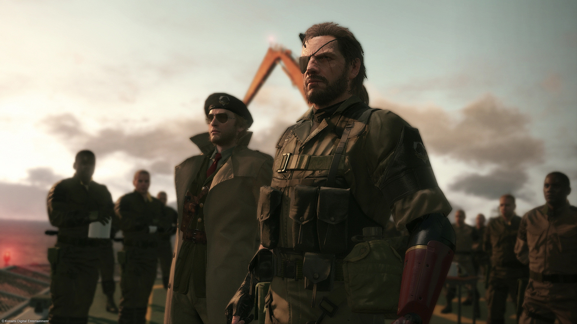Metal Gear Solid V The Phantom Pain Secret Ending Mysteriously Triggered Mxdwn Games A secret weapon we wield, out of sight. metal gear solid v the phantom pain