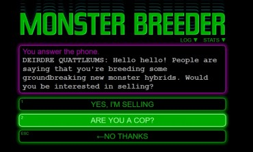 If You're Tired of Hunting Monsters, Try Breeding Them!