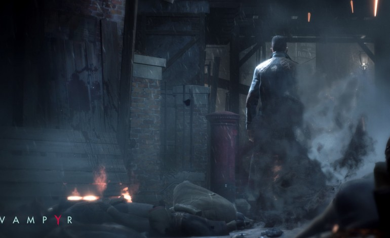 Dontnod's Vampyr dated for June
