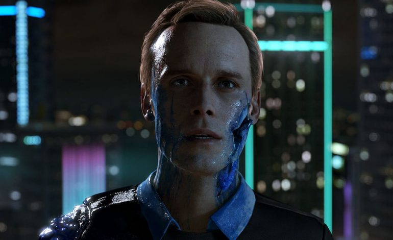 Become Human hits the PS4 on May 25th, 2018
