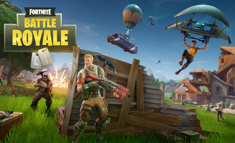 Fortnite Battle Royale Is Coming To Mobile   mxdwn Games