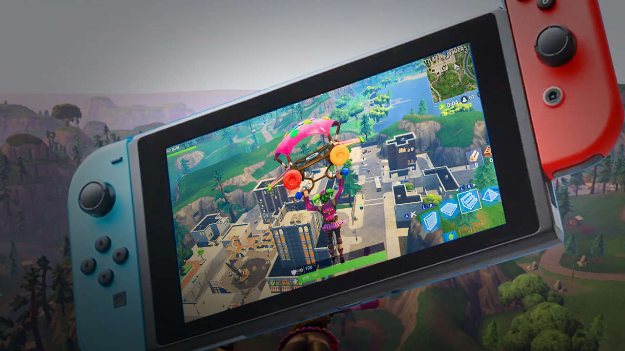 Fortnite For Nintendo Switch Reaches Over 2 Million Downloads Causes Backlash Towards Sony Mxdwn Games