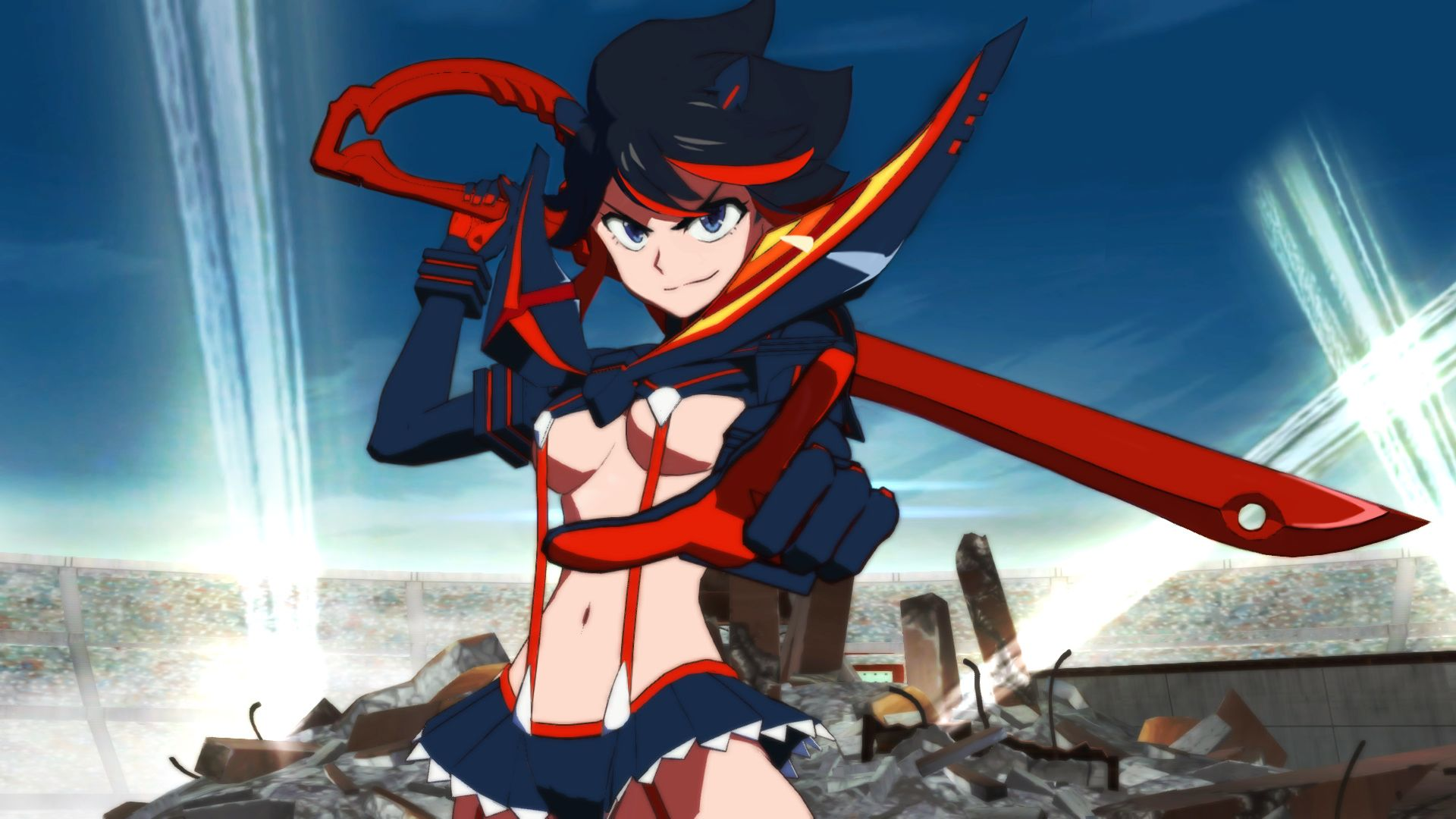 Kill La Kill The Game If Demo Released On Playstation 4 Mxdwn Games