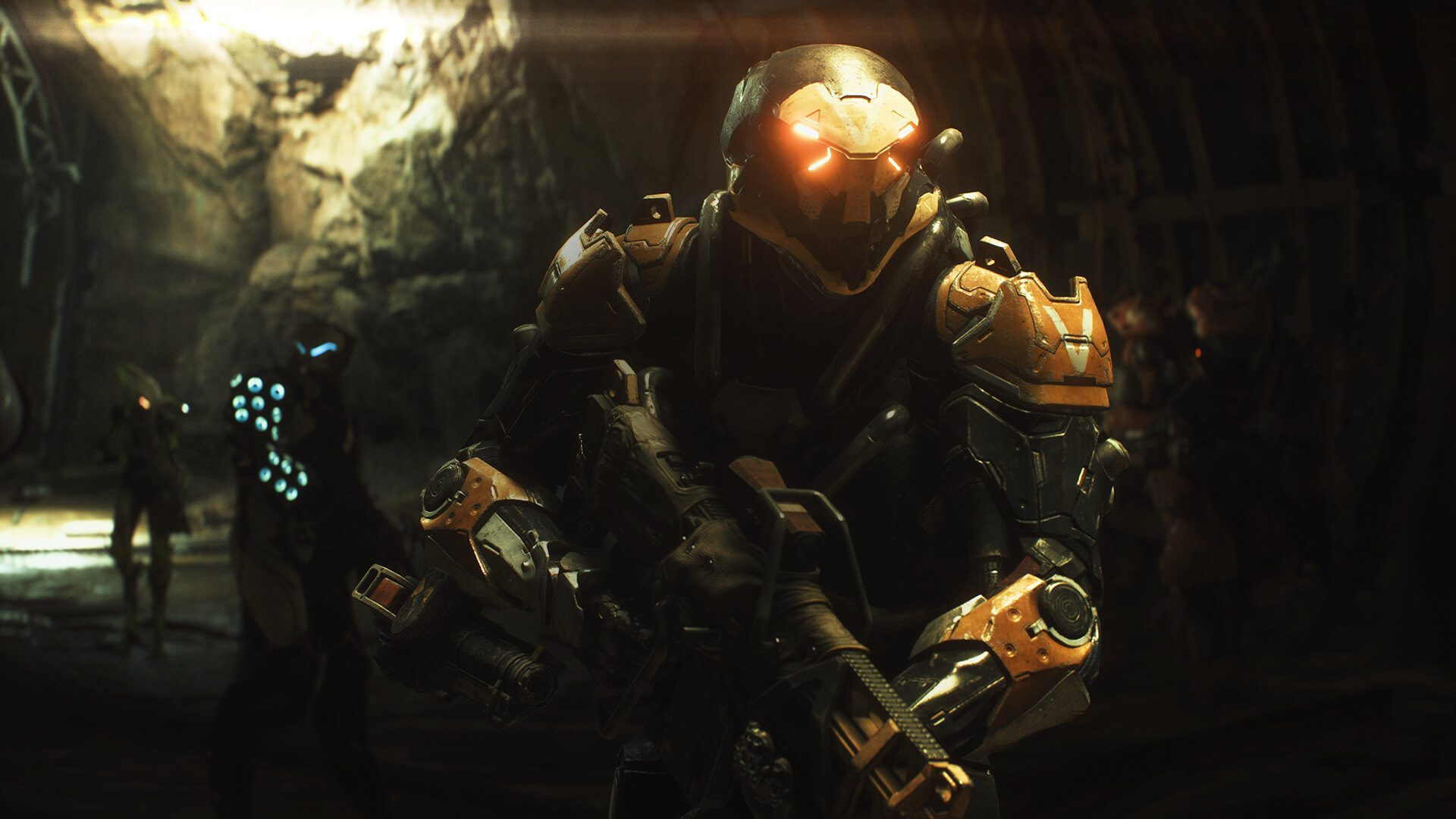 Bioware Releases 20 Minutes Of Anthem Gameplay From Its E3 Demo