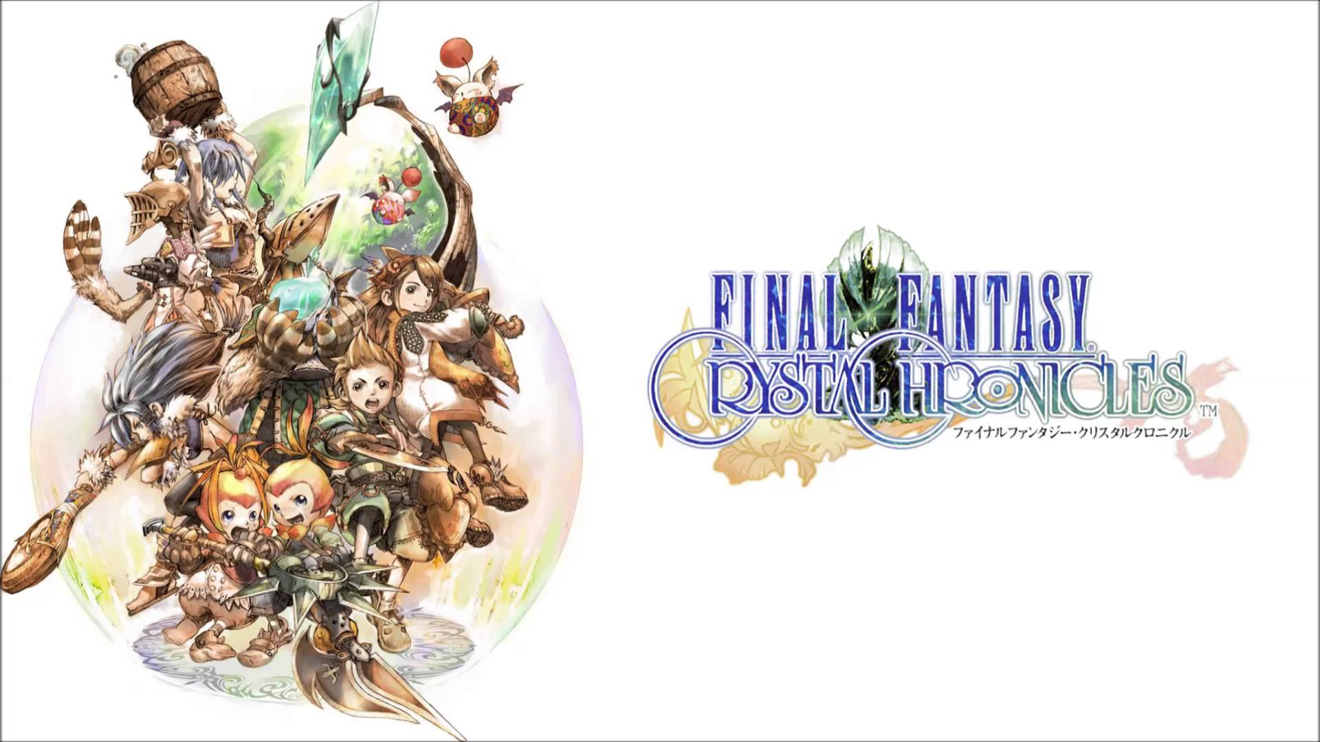 Final Fantasy Crystal Chronicles Returns With Remastered Versions