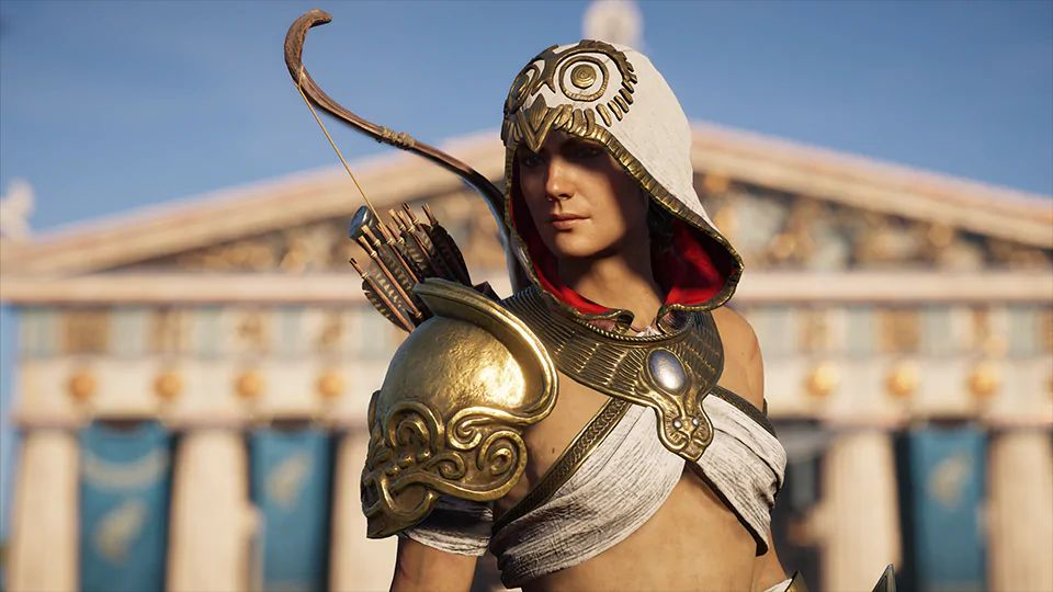 Assassin S Creed Odyssey To Change Dlc Cutscenes And Dialogue Over