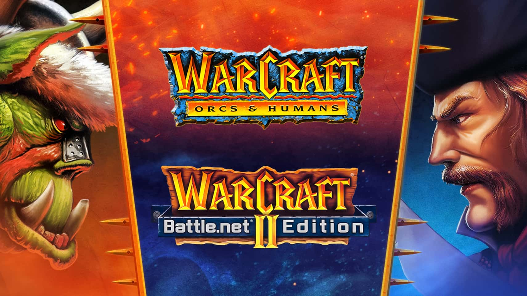 Warcraft Orcs Humans Warcraft Ii Battle Net Edition Available