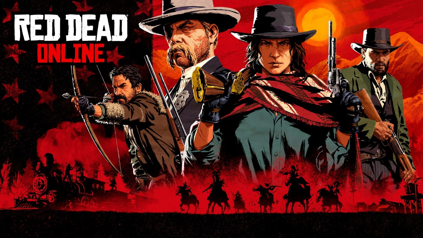 Red Dead Online Leaves Beta Period & Gets A Large Content Update