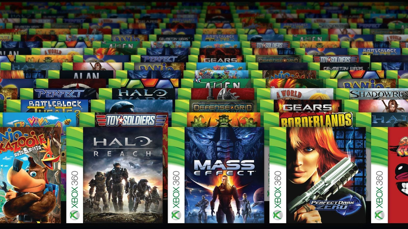 Xbox 360 cumple 15 años y Microsoft sigue dándole soporte