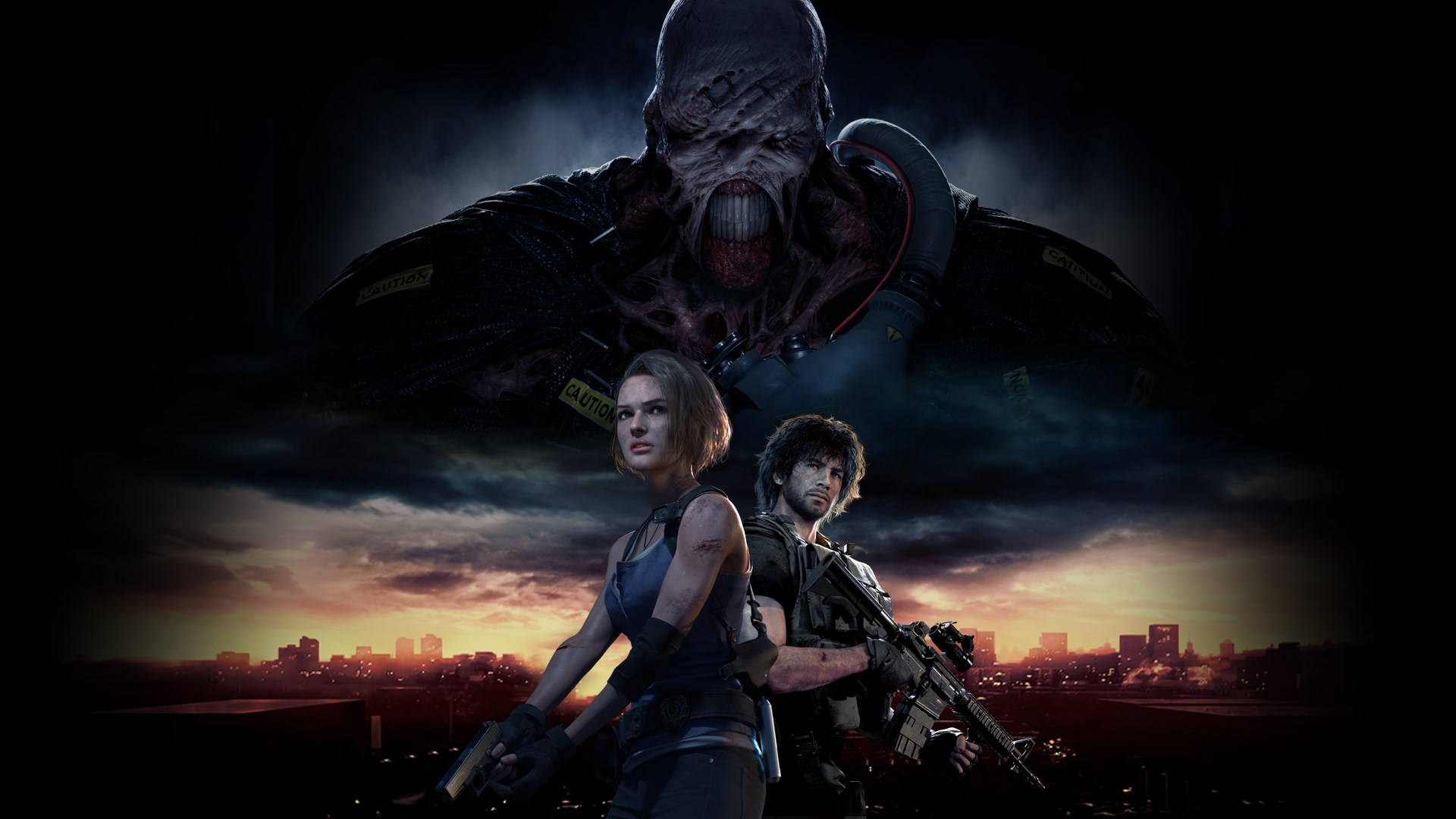 Resident Evil 3 Remake More Action Packed Than Re2 Mxdwn