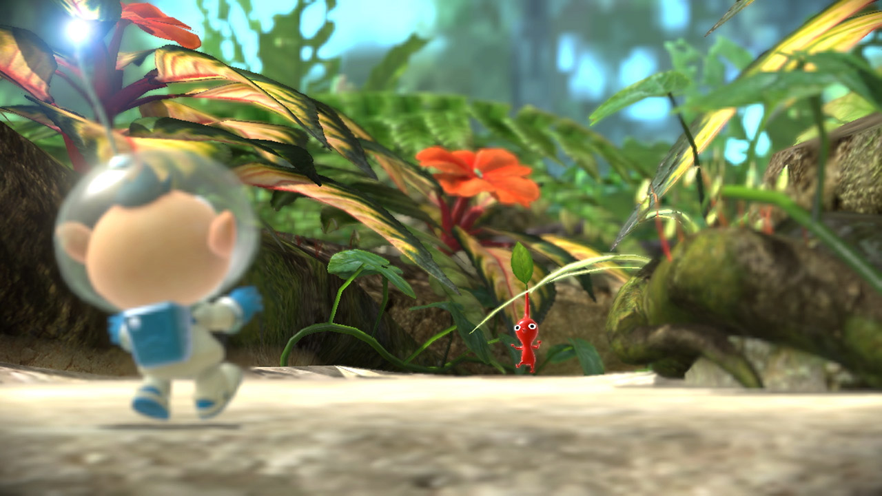 Pikmin 3 Deluxe Arriving On Switch With New Content and Co-op Mode on Oct. 30th - mxdwn Games