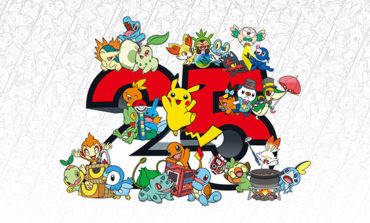 Pokemon Celebrates 25th Anniversary with Katy Perry and Other Festivities Across the Franchise