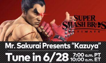 E3 2021: Kazuya From Tekken Is The Next Fighter In Super Smash Bros. Ultimate