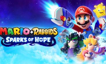 E3 2021: Mario + Rabbids Sparks of Hope Announced at Ubisoft Forward